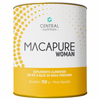 Imagem - MACAPURE WOMAN 150g - CENTRAL NUTRITION