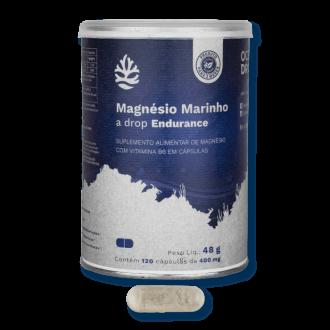 Imagem - Magnesio Marinho 400Mg - Ocean Drop
