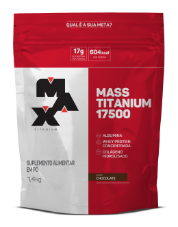 Imagem - Massa 17500 3kg - Max Titanium