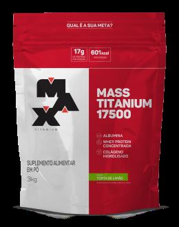 Imagem - Massa 17500 3kg - Max Titanium  - 002896