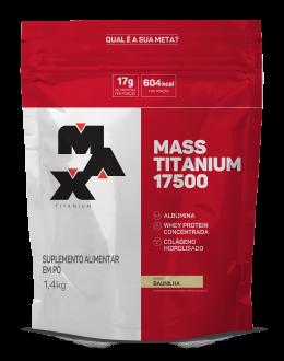 Imagem - Massa 17500 3kg - Max Titanium  cód: 002864
