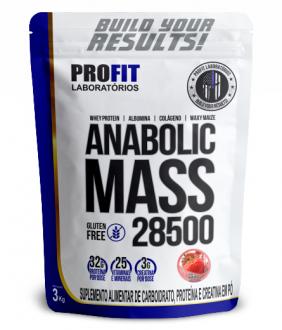 Imagem - Massa 28500 Anabolic 3kg - Profit  - 004387