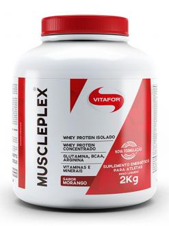 Imagem - Massa MusclePlex - Vitafor