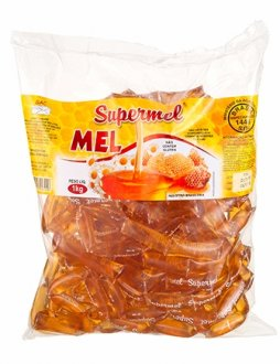 Imagem - Mel Pacote 1kg - Supermel