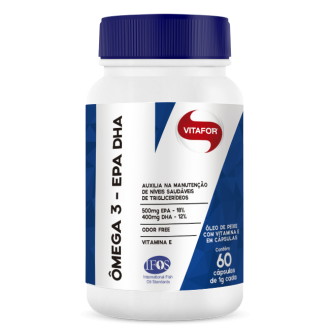 Imagem - Omega 3 EPA DHA - Vitafor