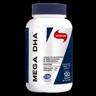 Imagem - Omega 3 Mega DHA - Vitafor