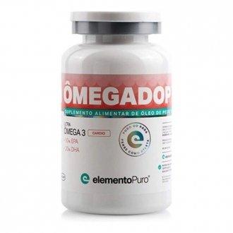 Imagem - Omega 3 Omegadop Cardio - Elemento Puro