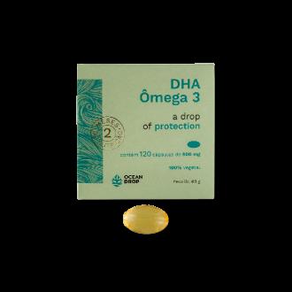 Imagem - Omega DHA 500mg - Ocean Drop