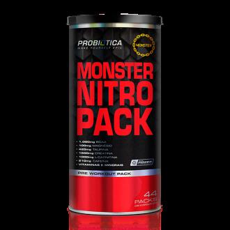 Imagem - Pack Monster Nitro Pack - Probiótica