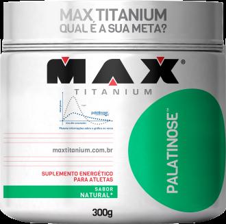 Imagem - Palatinose 300g - Max Titanium