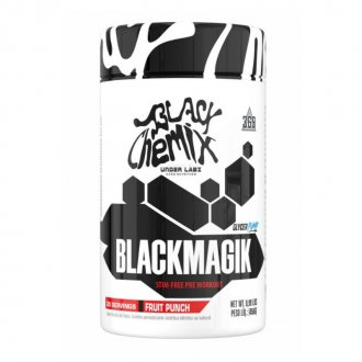 Imagem - Pré-treino Black Magik 450g - Under Labz