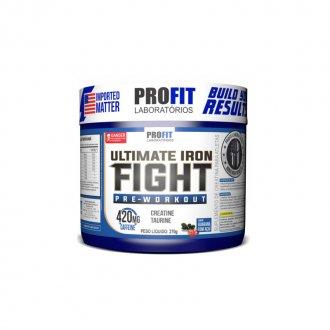Imagem - Pré-Treino Ultimate Iron Fight 270g - Pro Fit