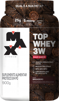Imagem - Proteina 3whey - Max Titanium  - 003060