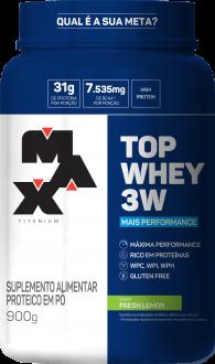 Imagem - Proteina 3whey - Max Titanium