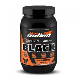 Imagem - Proteina 4Whey Pure Black - New Millen