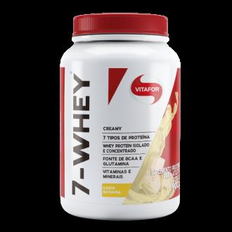 Imagem - Proteína 7Whey Creamy - Vitafor
