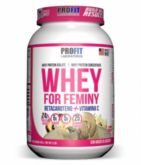 Imagem - Proteína For Feminiy 900g - Profit
