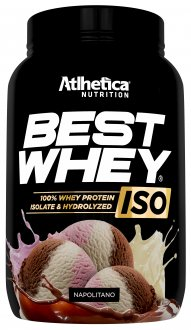 Imagem - Proteina Iso Hydro Best Whey - Atlhetica