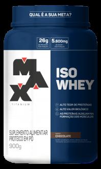 Imagem - Proteina Iso Whey - Max Titanium