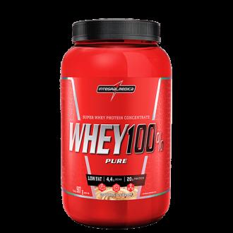 Imagem - Proteina Pure Whey 100% - Integral cód: 003602