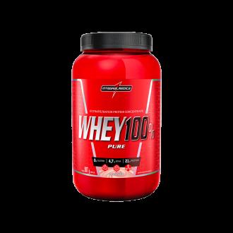 Imagem - Proteina Pure Whey 100% - Integral cód: 003604