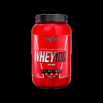 Imagem - Proteina Pure Whey 100% - Integral cód: 003600