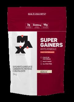 Imagem - Super Gainers 3kg - Max Titanium