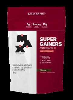 Imagem - Super Gainers 3kg - Max Titanium  - 005015