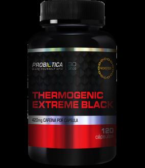 Imagem - THERMO EXTREME BLACK 120CAPS - PROBIÓTICA