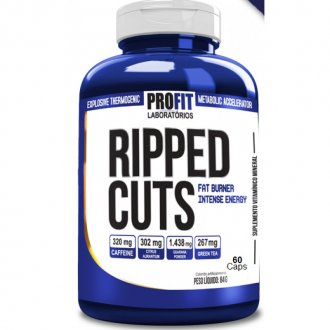 Imagem - Thermo Ripped Cuts 60caps - Profit