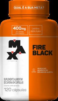 Imagem - Thermo Ultimate Fire Black - Max Titanium
