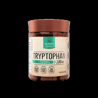 Imagem - Tryptophan 60caps - Nutrify - 000669