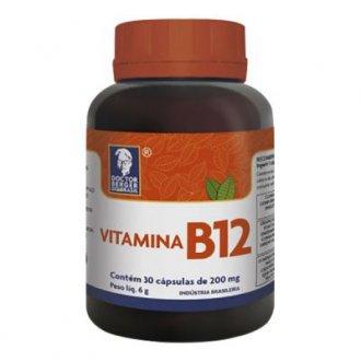 Imagem - VITAMINA B12 200MG 30CAPS - DOCTOR BERGER