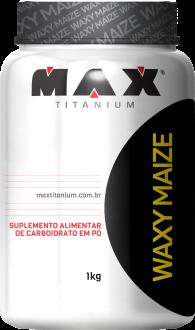 Imagem - Waxy Maize 1KG - Max Titanium