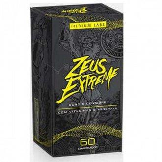 Imagem - Zeus Extreme 60caps - Iridium Labs