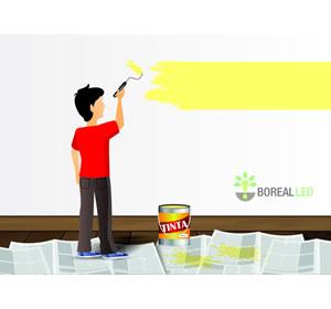 Imagem - Como pintar as paredes de casa