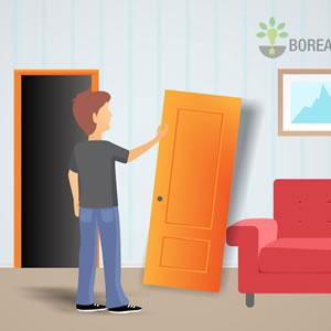 Imagem - Como reformar portas antigas