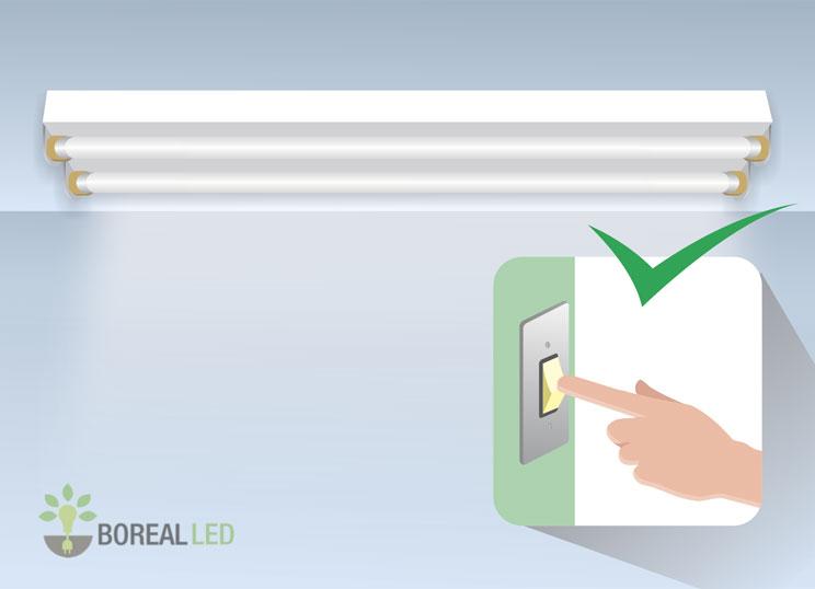 Como Substituir Lâmpadas Tubulares Fluorescentes por Tubulares LED