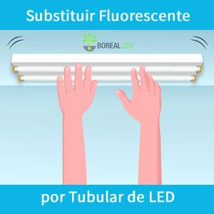 Imagem - Como Substituir Lâmpadas Tubulares Fluorescentes por Tubulares LED