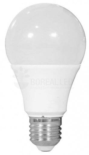 Lâmpada LED Amarela 15W A65 Bivolt E27