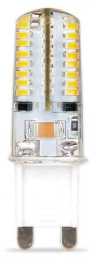 Lâmpada LED Bipino G9 7.5W 380lm IP20 CTB