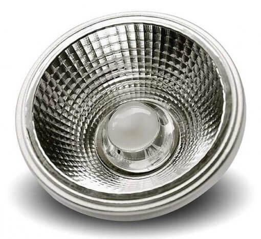 Lâmpada LED COB AR111 10W 1000lm 6500K Bivolt Initial