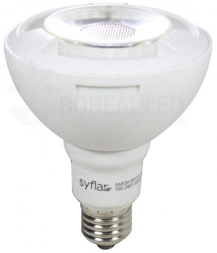 Lâmpada LED PAR30 11W 905lm Bivolt 3000K Certificada Inmetro Syflar