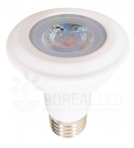Lâmpada LED PAR30 11W Luz Branco Frio 6500K E27 Bivolt