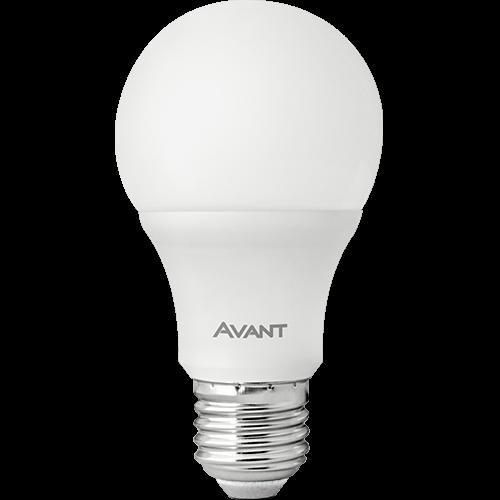 Lâmpada LED Pera 12W E27 Bivolt Branco Frio 6500K Certificada Inmetro