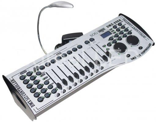 Mesa Controladora Operator 3 DMX 512 240A SOG Iluminação e Efeitos