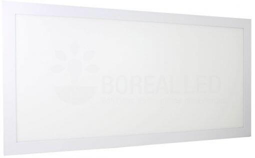 Painel Plafon LED Embutir 36W Retangular 32x62cm Branco Quente