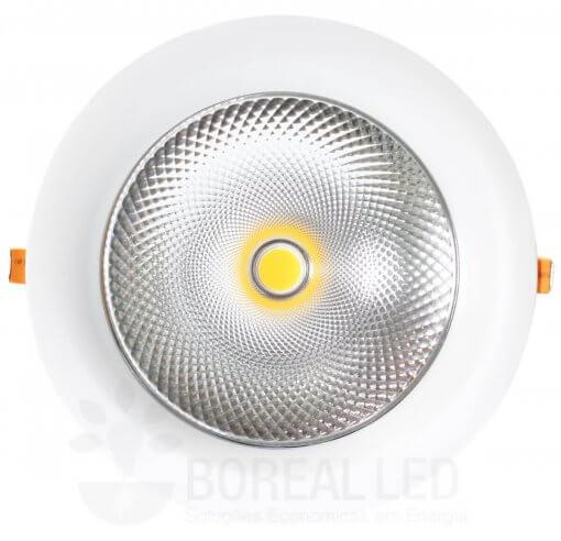 Spot LED COB Downlight 60W Embutir Redondo Goodlighting
