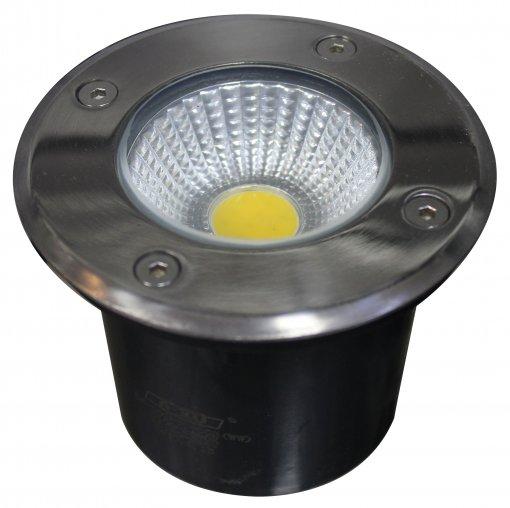 Spot LED COB Embutir Solo 3w Bivolt IP 65 A.XU