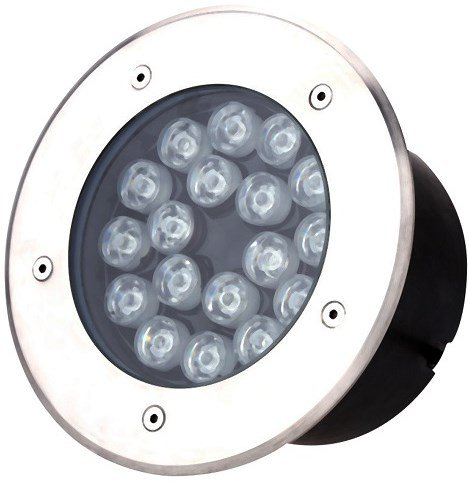 Spot LED de Embutir 18W Bivolt 3000K 20x9 cm 1440 Lumens, Gaya